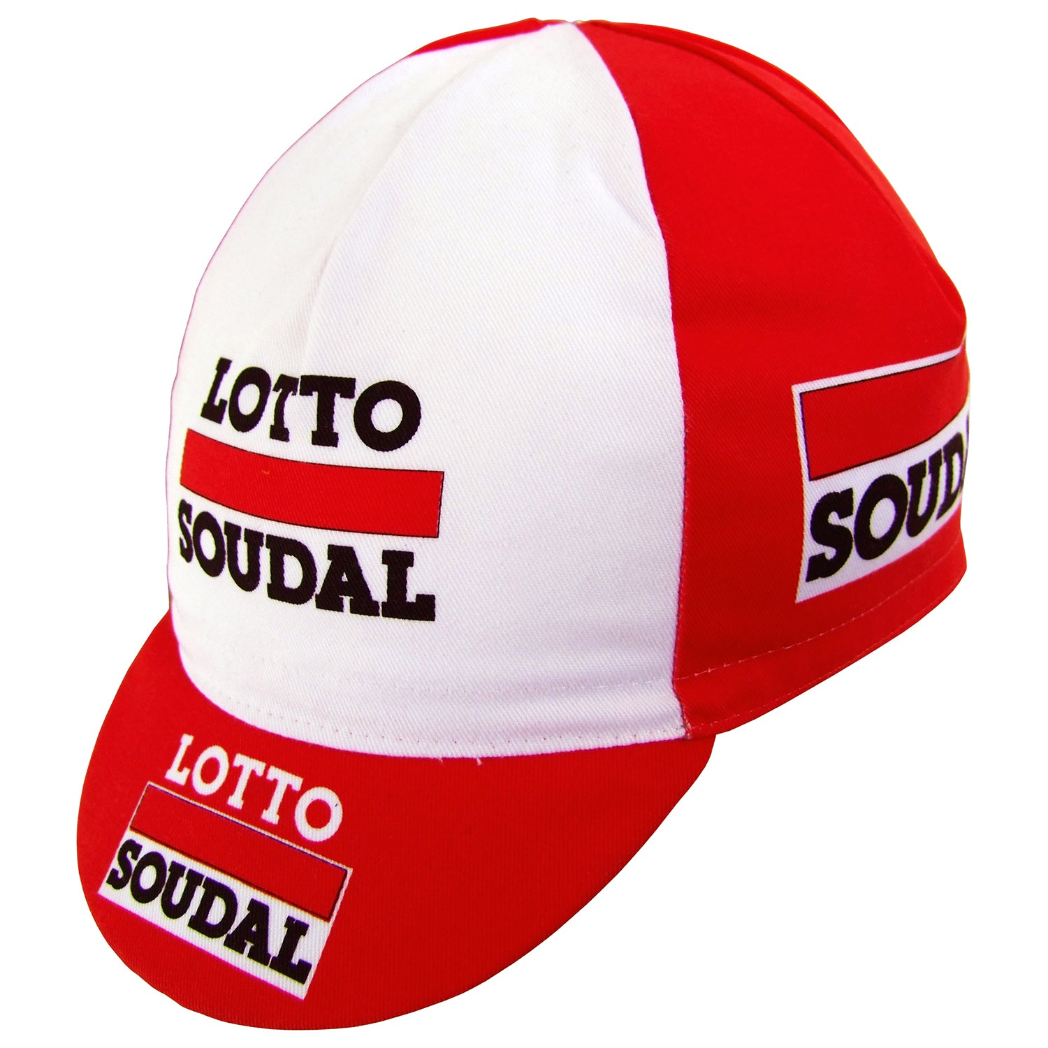 Lotto Soudal 2016 Cotton Cycling Cap | Hovedbeklædning