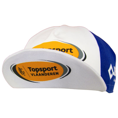 Topsport Vlaanderen Baloise 2016/2017 Cotton Cap