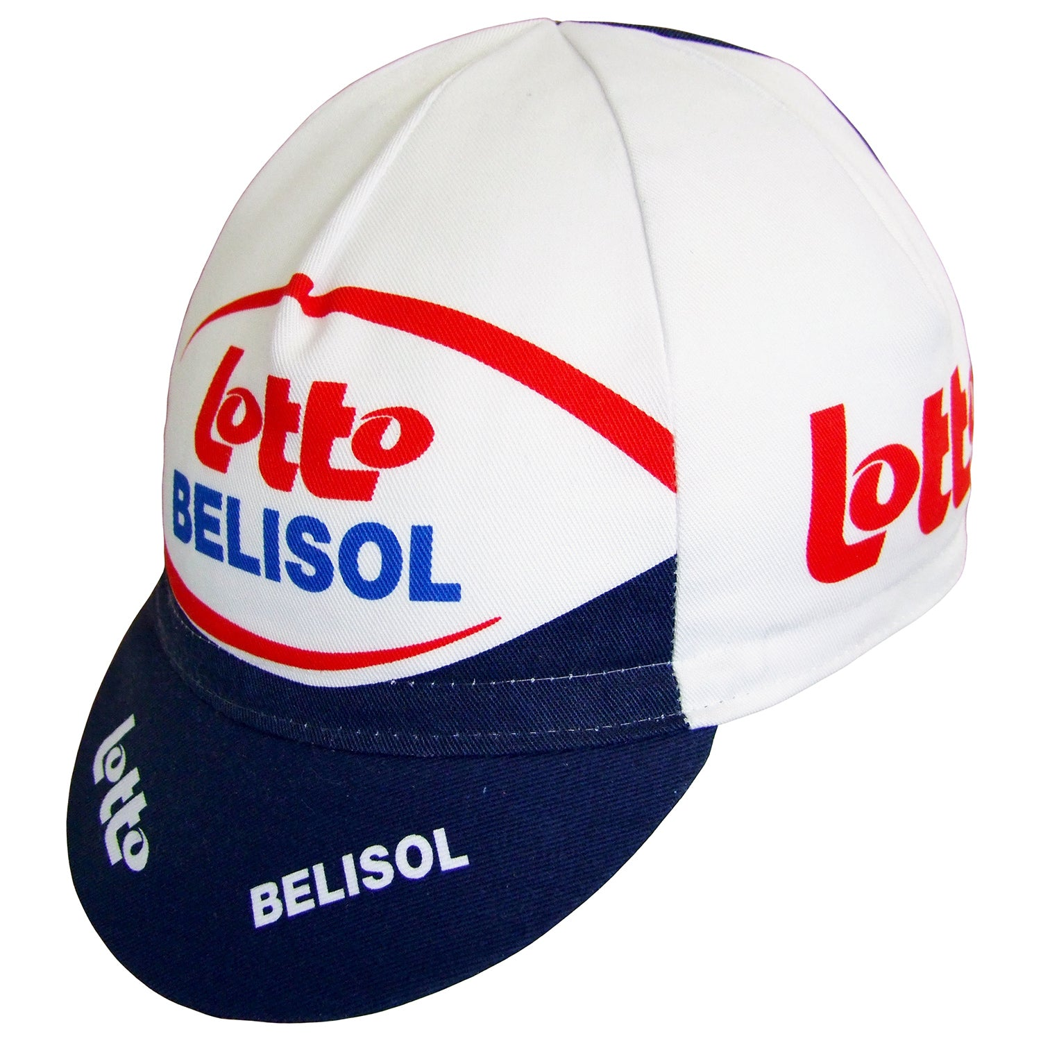 Lotto Belisol 2013 Cotton Cycling Cap