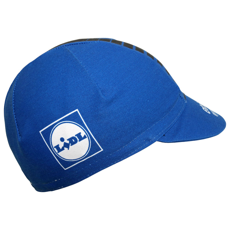 Etixx Quick-Step Lidl 2016 Cotton Cycling Cap