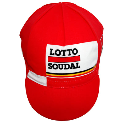 Lotto Soudal 2017 Cotton Cap