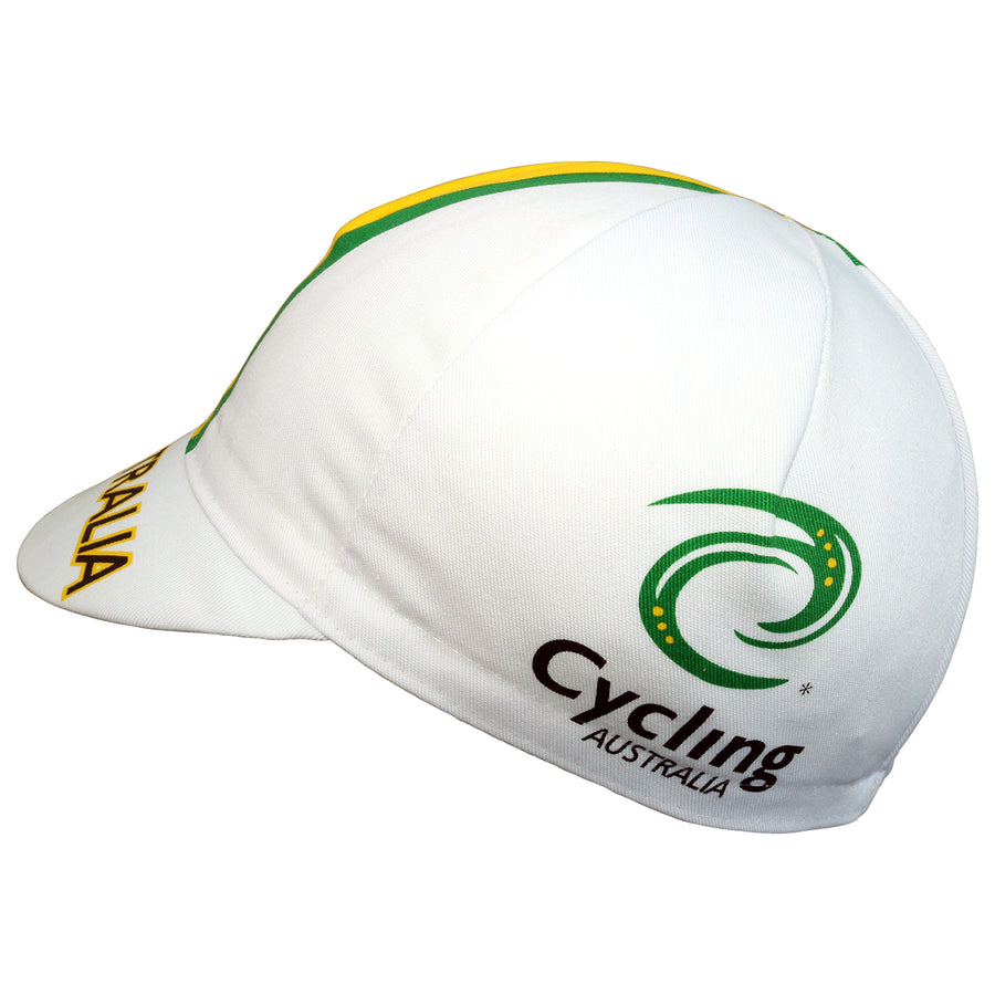 Cycling Australia Team Cotton Cap