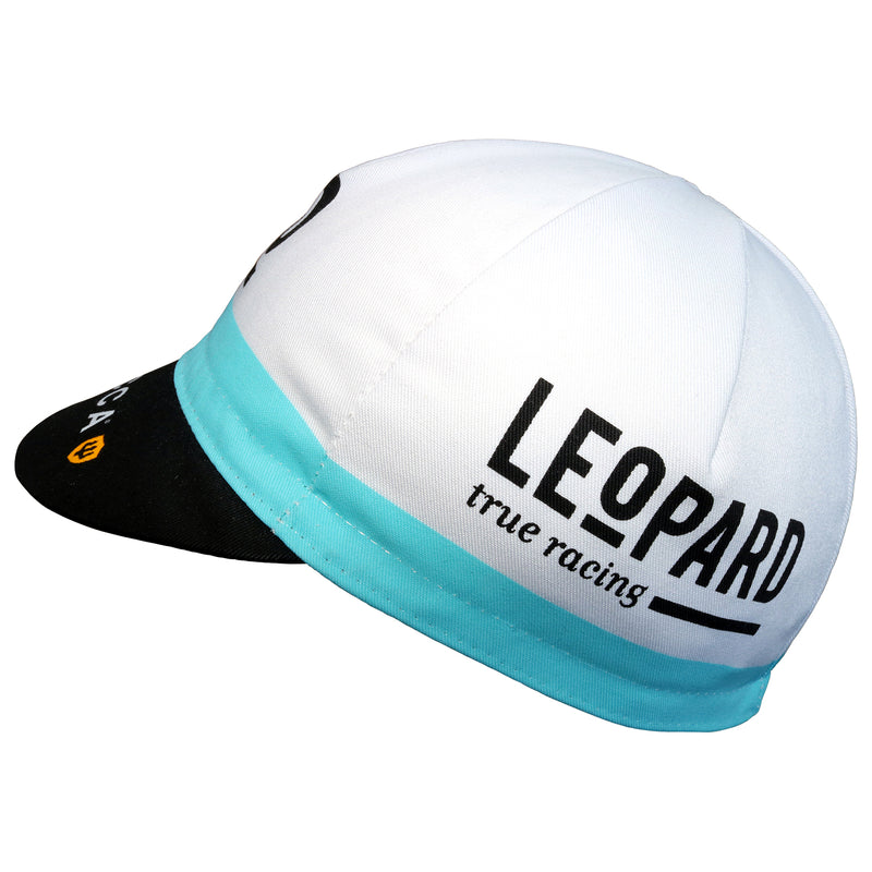 Leopard Decca 2017 Cotton Cycling Cap