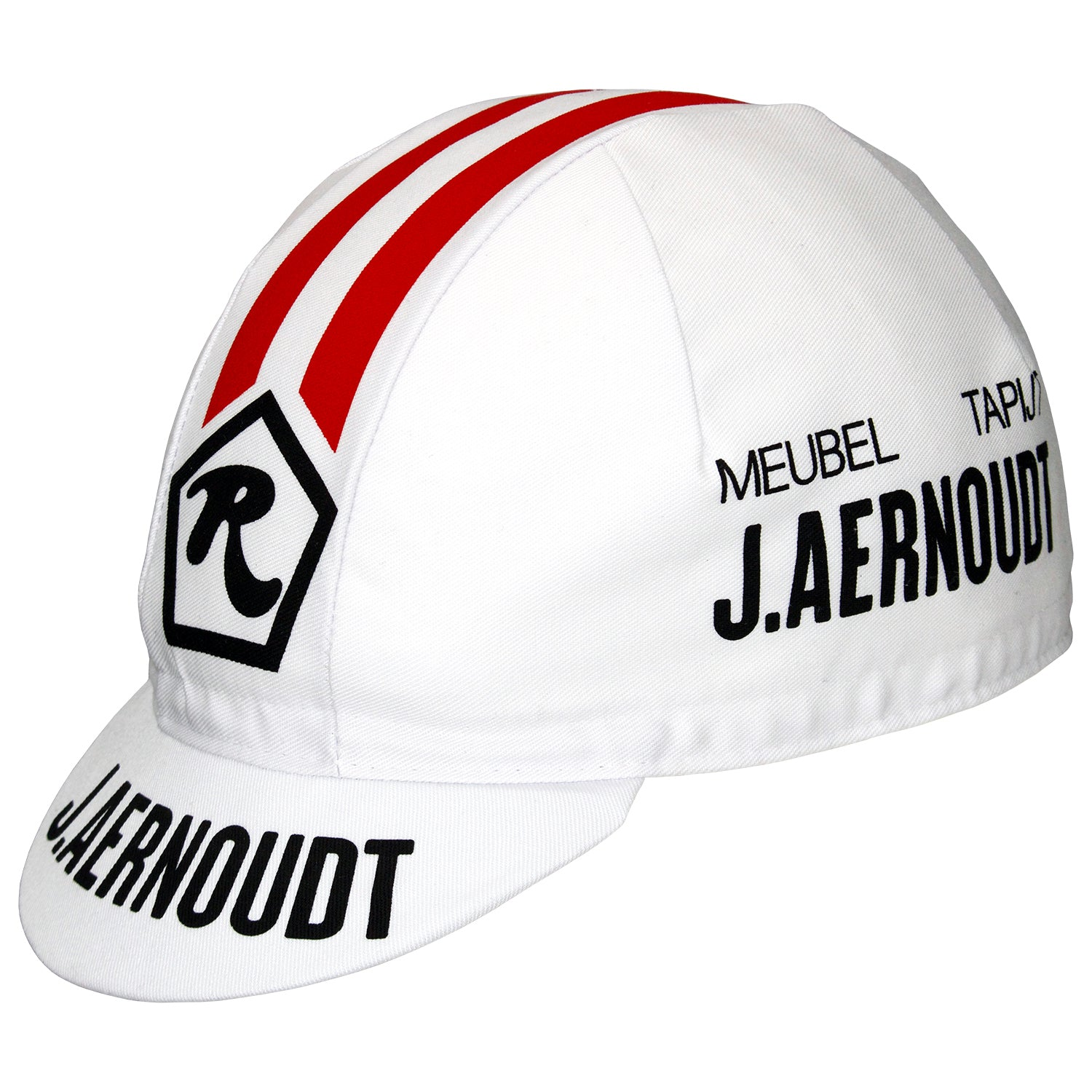 Jacky Aernoudt Meubel Rossin Retro Cotton Cycling Cap | Headwear