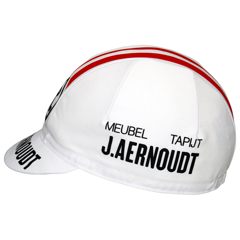Jacky Aernoudt Meubel Rossin Retro Cotton Cycling Cap