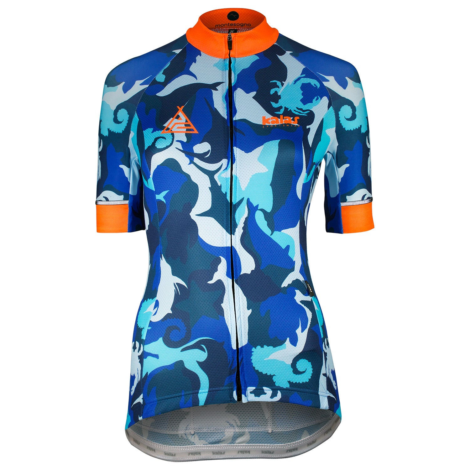 Prendas x Montesogno - Womens Sea Animage Jersey