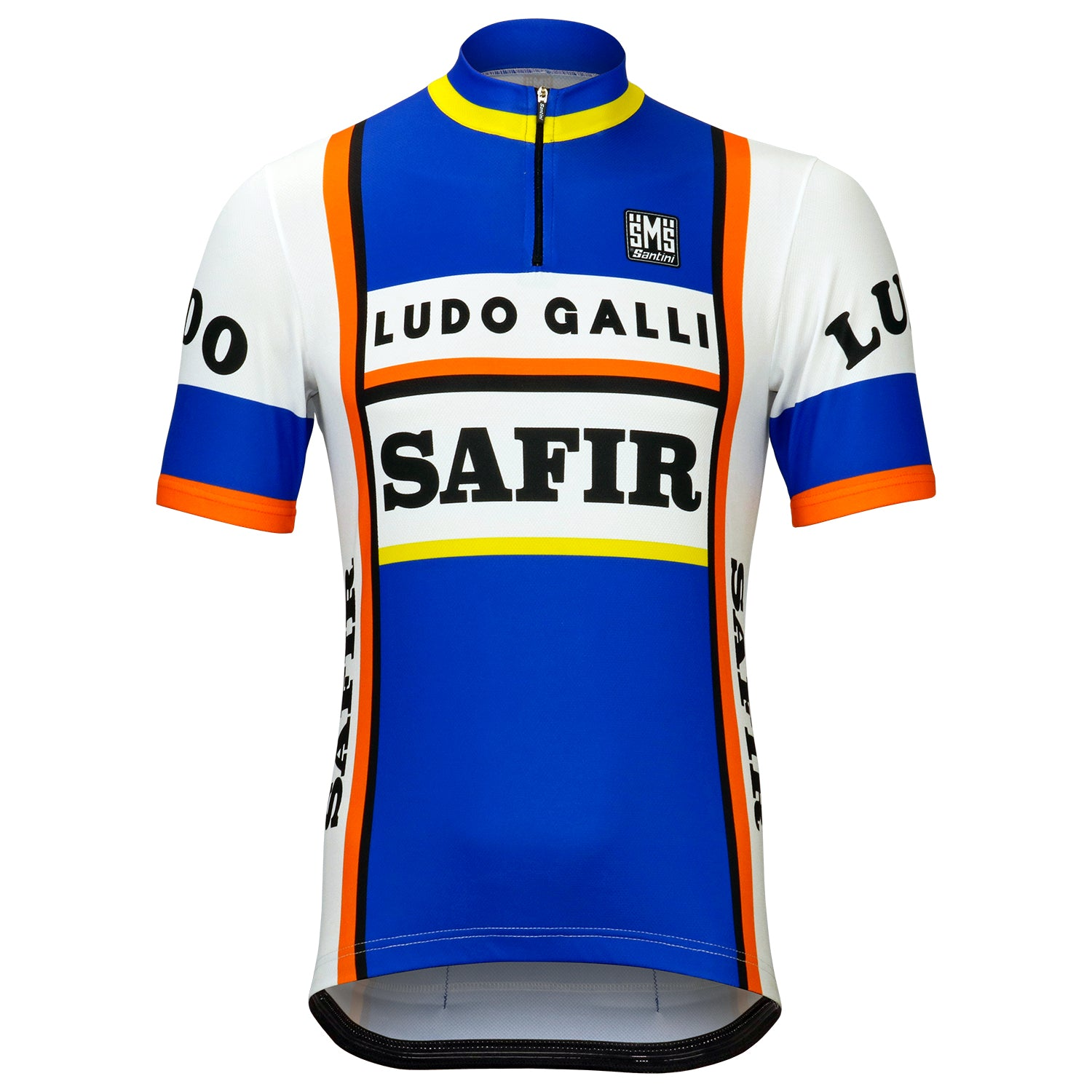 Safir Ludo Galli Retro Team Jersey