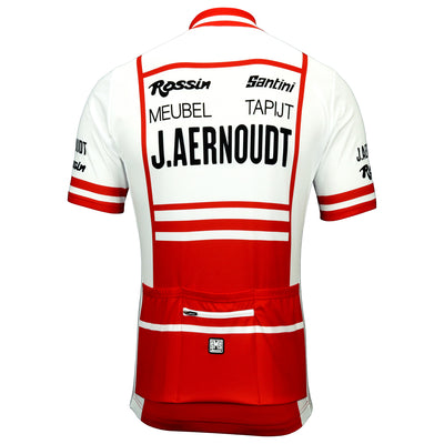 Jacky Aernoudt Meubel Rossin Retro Jersey From The Back