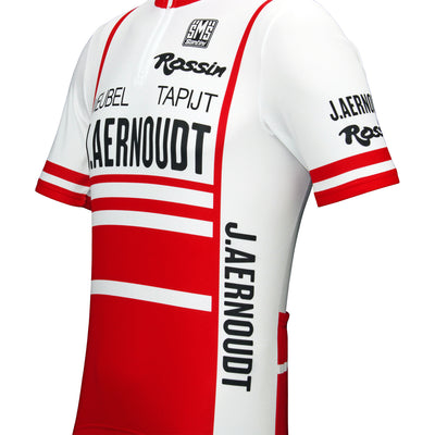 Jacky Aernoudt Meubel Rossin Retro Jersey From The Side