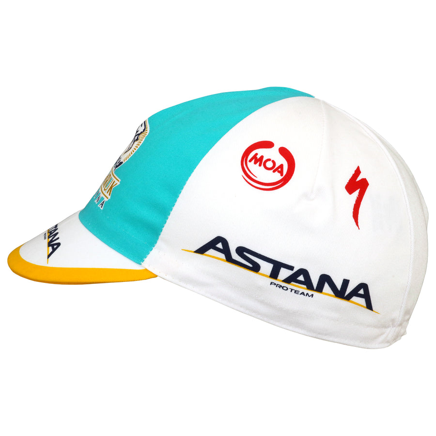 Astana Pro Team 2016 Cotton Cap