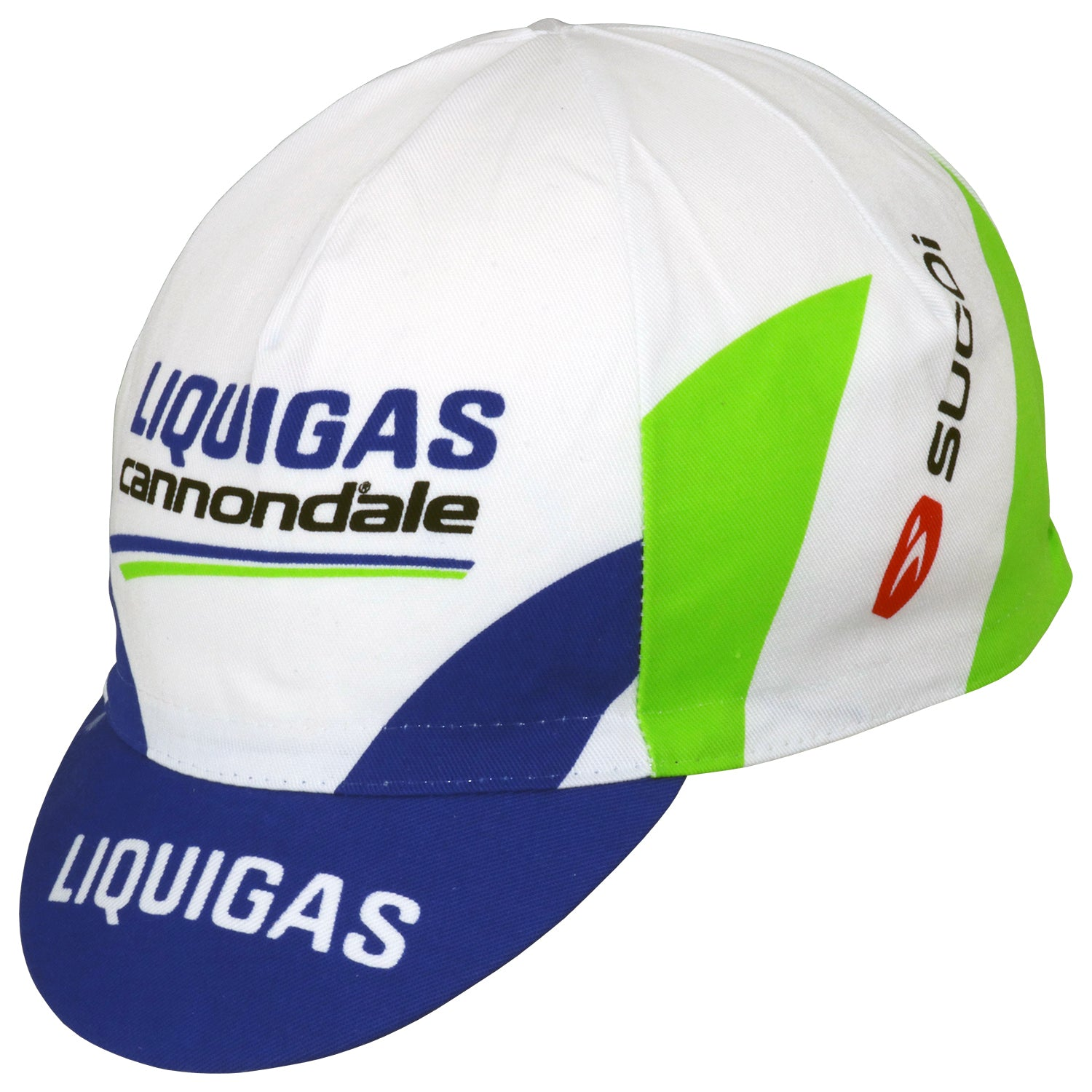 Liquigas Cannondale Sugoi 2011 Cotton Cycling Cap