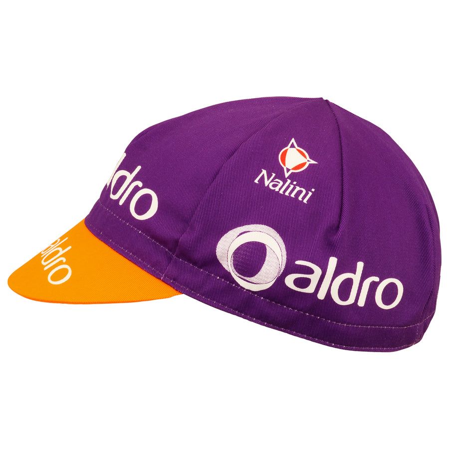 Aldro / Eddy Merckx Cycling Team Cotton Cycling Cap