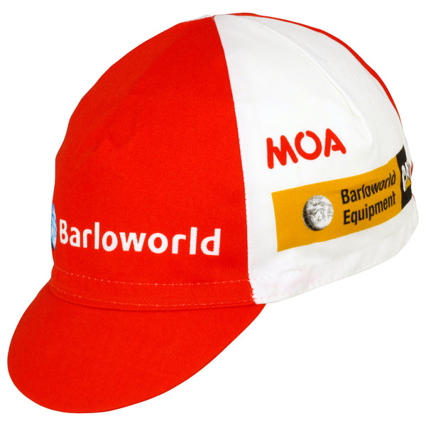 Team Barloworld 2008 Team Cotton Cycling Cap | Headwear