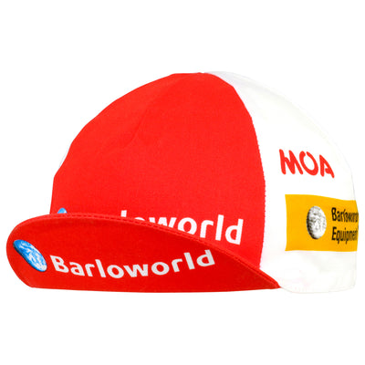 Team Barloworld 2008 Team Cotton Cycling Cap