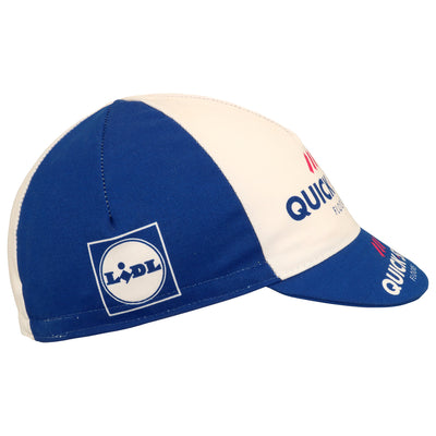 QuickStep Floors 2018 Cotton Cycling Cap