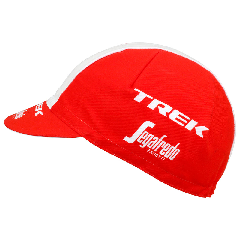 Trek Segafredo 2018 Cotton Cycling Cap