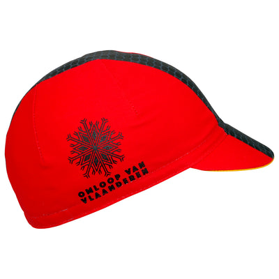 Omloop Van Vlaanderen Race Cotton Cycling Cap