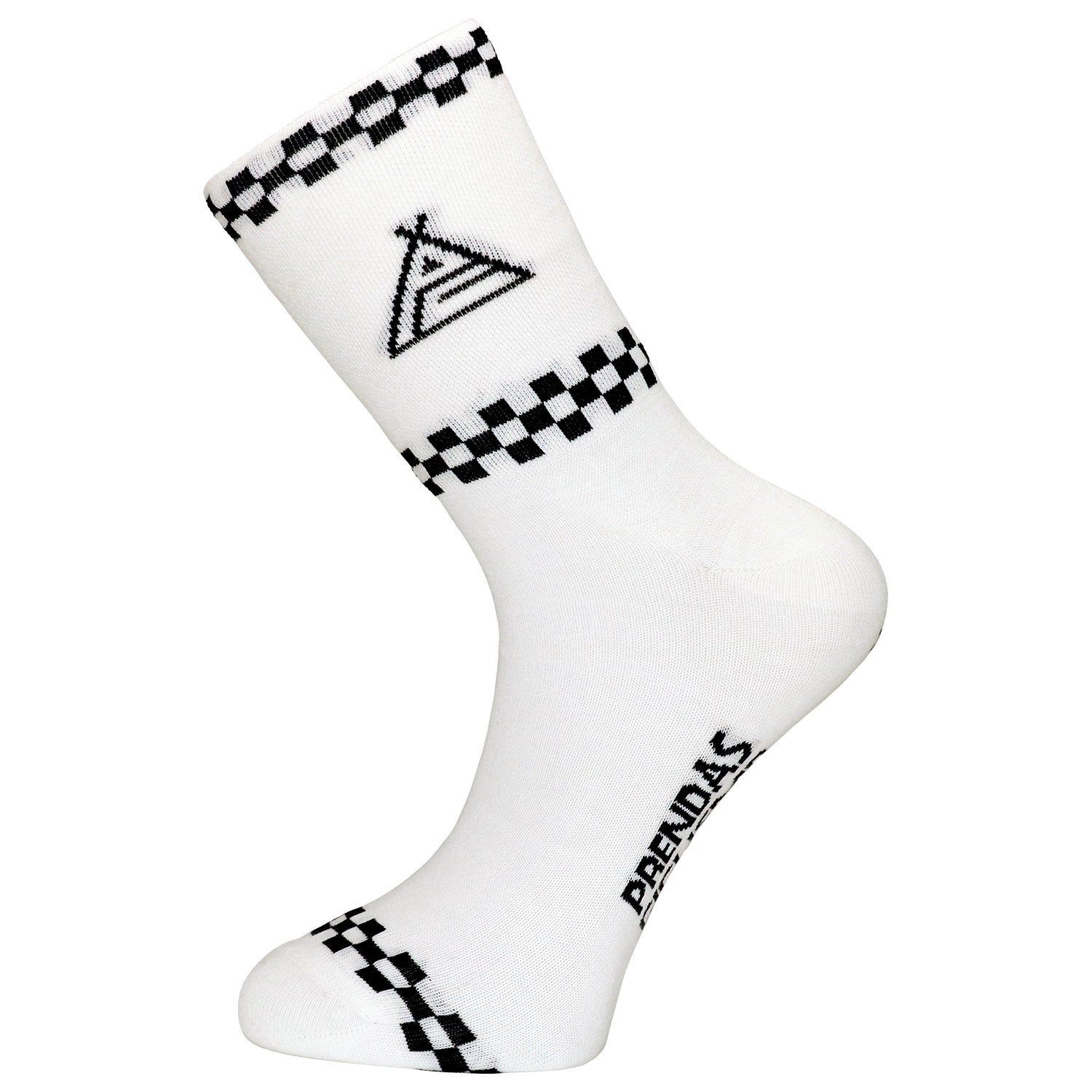 Prendas Ciclismo Checkerboard Coolmax Socks