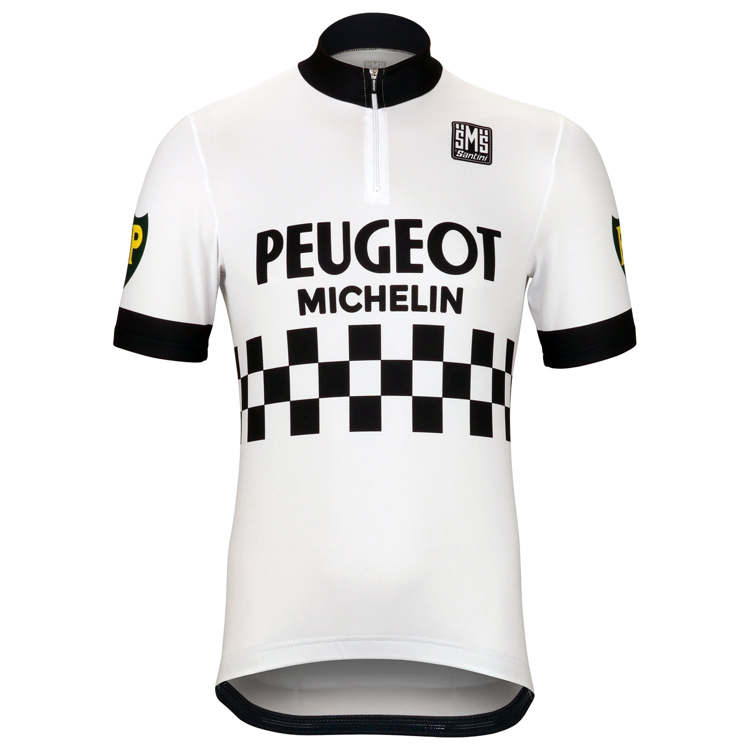 Peugeot BP Michelin Retro Jersey