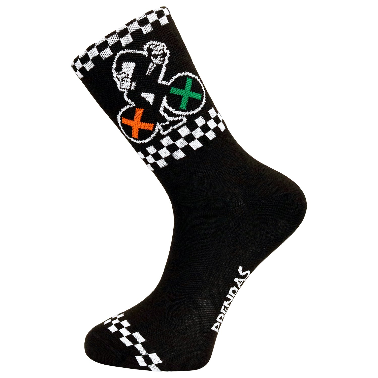 Prendas Ciclismo Anniversary Celebration Coolmax Socks