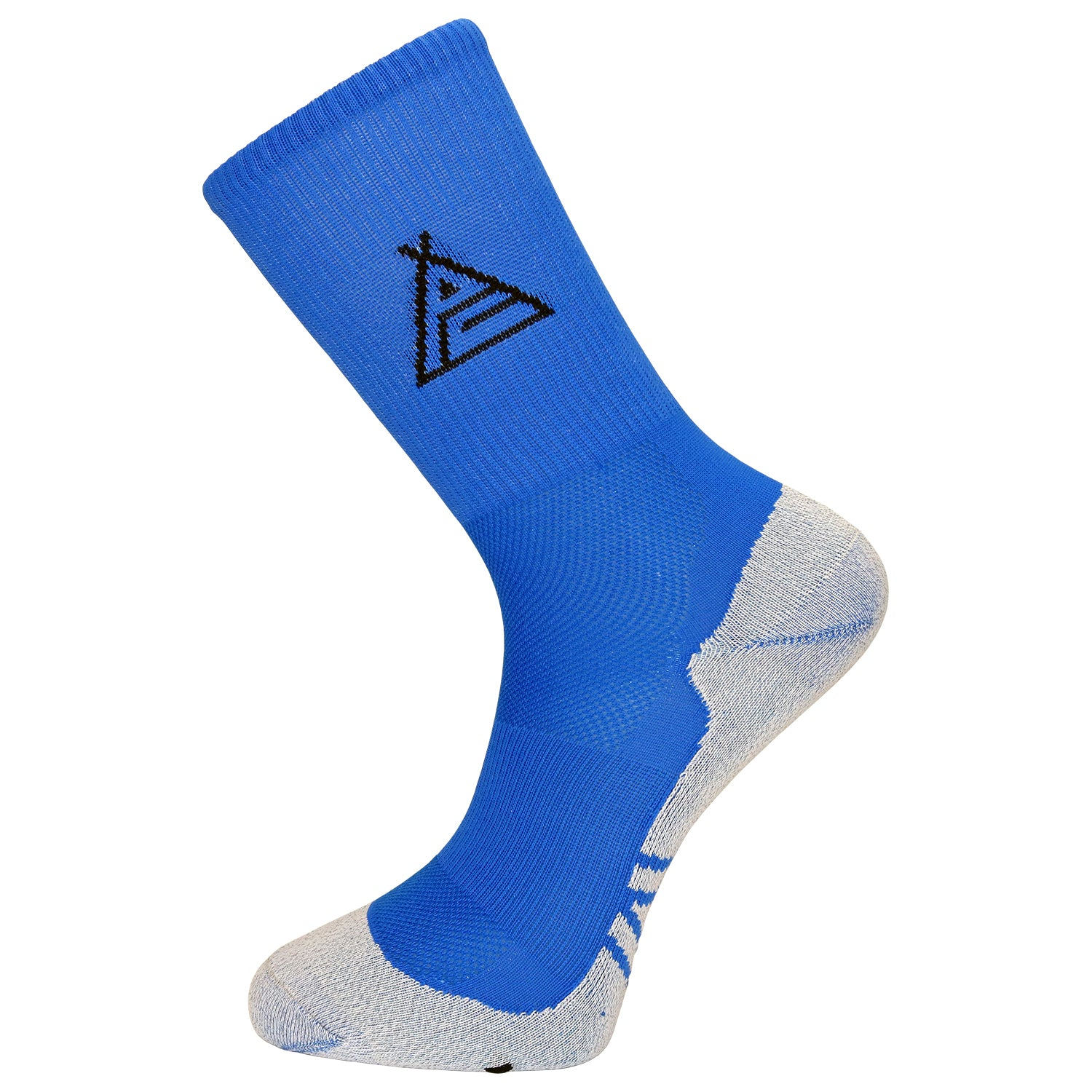 Prendas Spring/Summer Dryarn-Carbon Royal Blue Socks