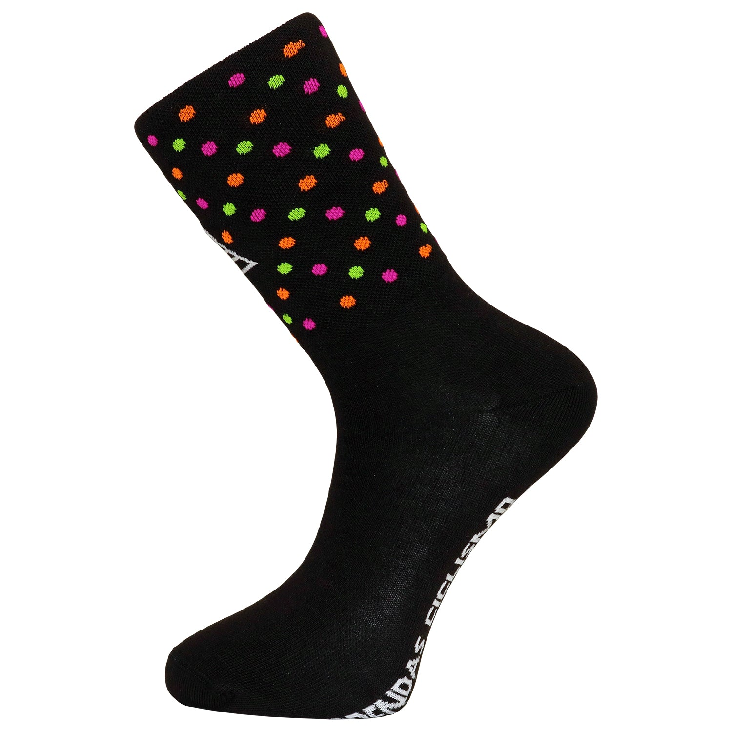 Prendas Ciclismo DOTS Tall Coolmax Socks