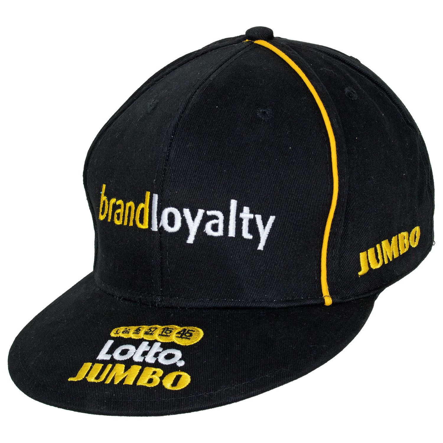 96b0863cd3c Team Lotto NL Jumbo Podium Cap - Prendas Ciclismo
