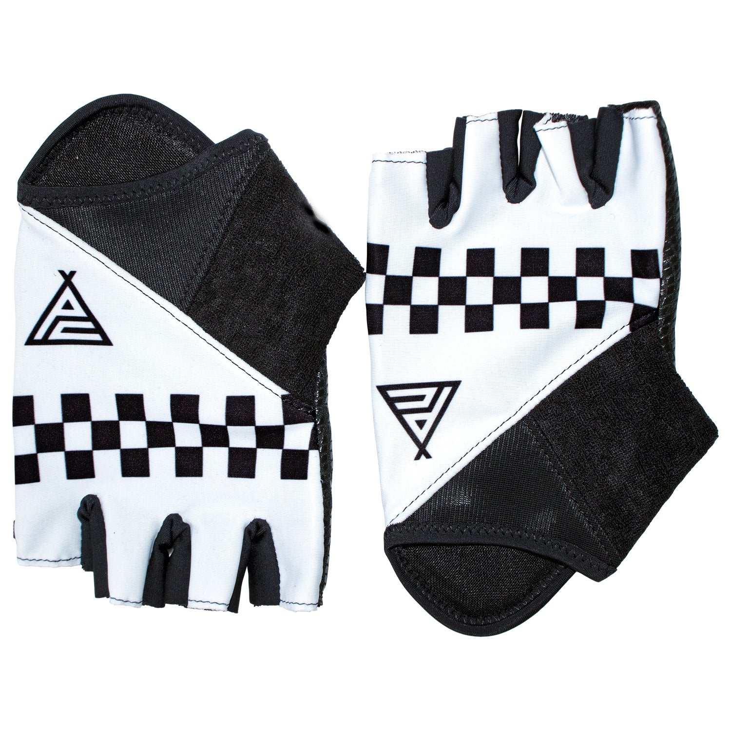 Prendas Ciclismo Checkerboard Cycling Gloves
