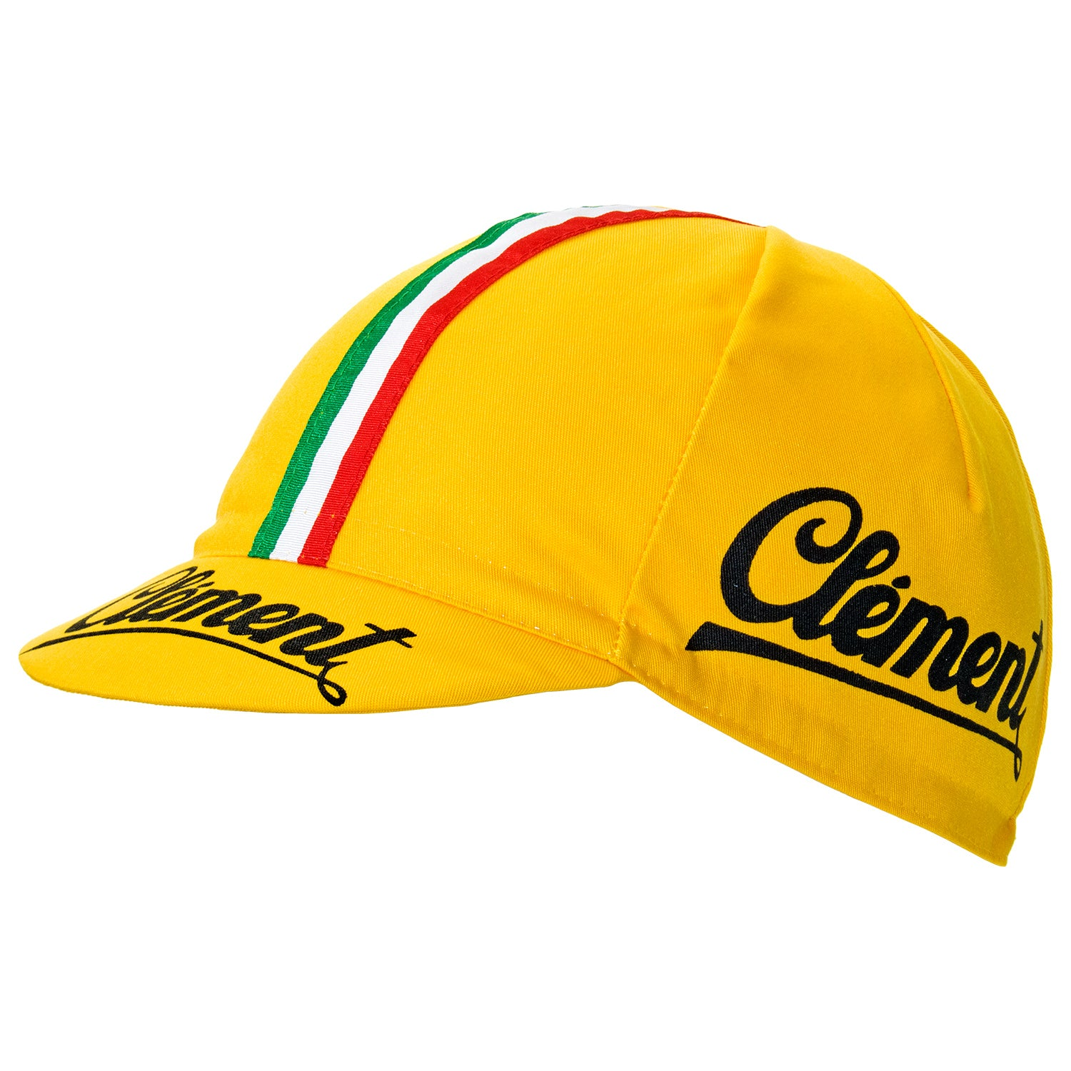 Clément Tubulars Retro Cotton Cycling Cap