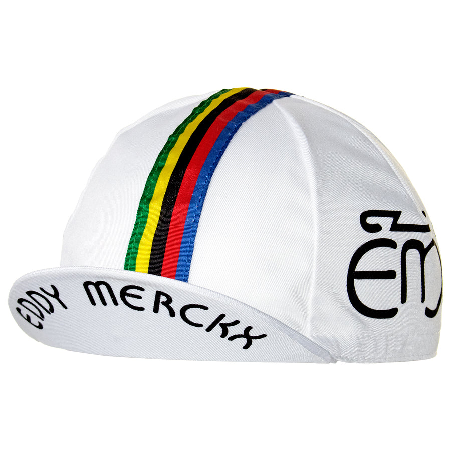 Eddy Merckx Cycles Cotton Cycling Cap