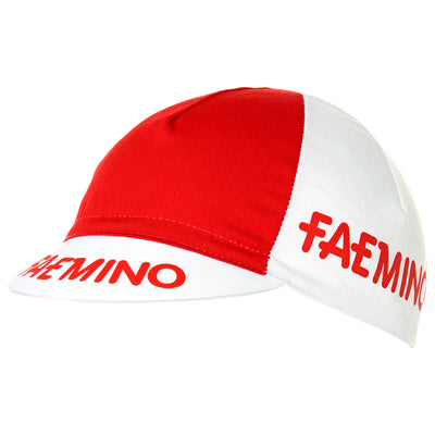 Faemino Retro Cotton Cycling Cap