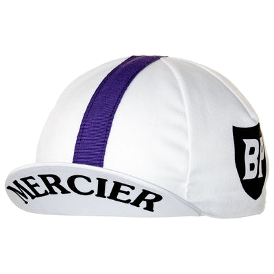 Mercier BP Retro Cotton Cycling Cap