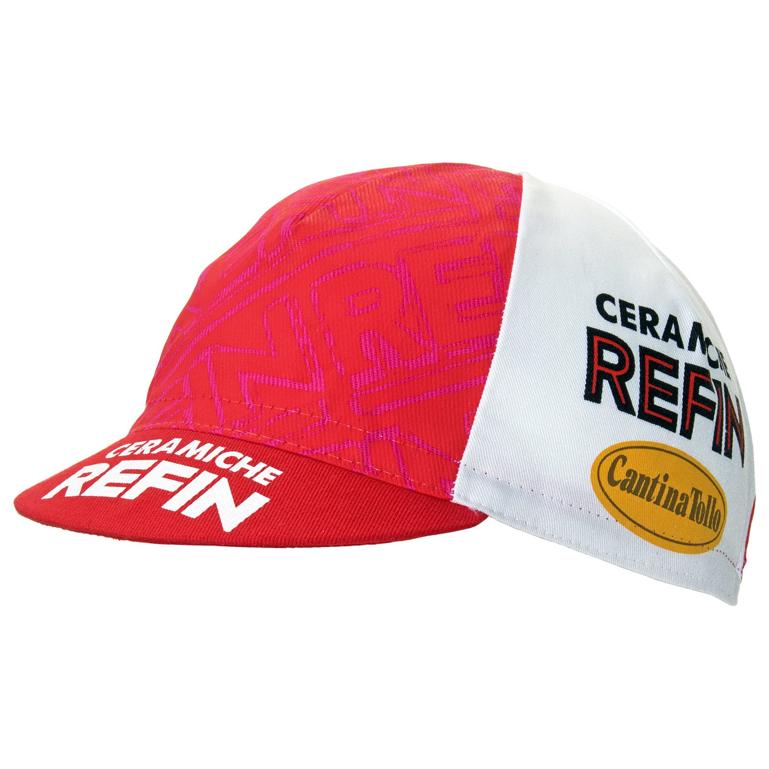 Ceramiche Refin Retro Cotton Cycling Cap