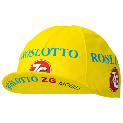 Roslotto ZG Mobili Retro Cotton Cycling Cap