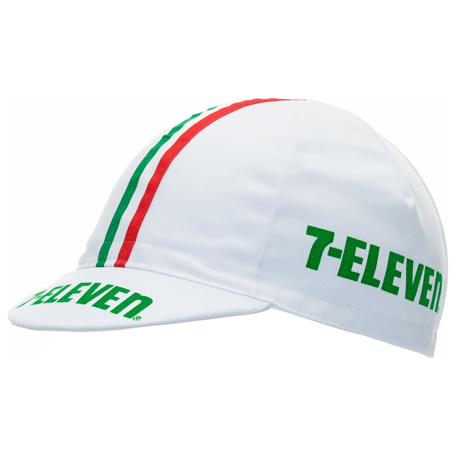 7-Eleven Retro Cotton Cycling Cap