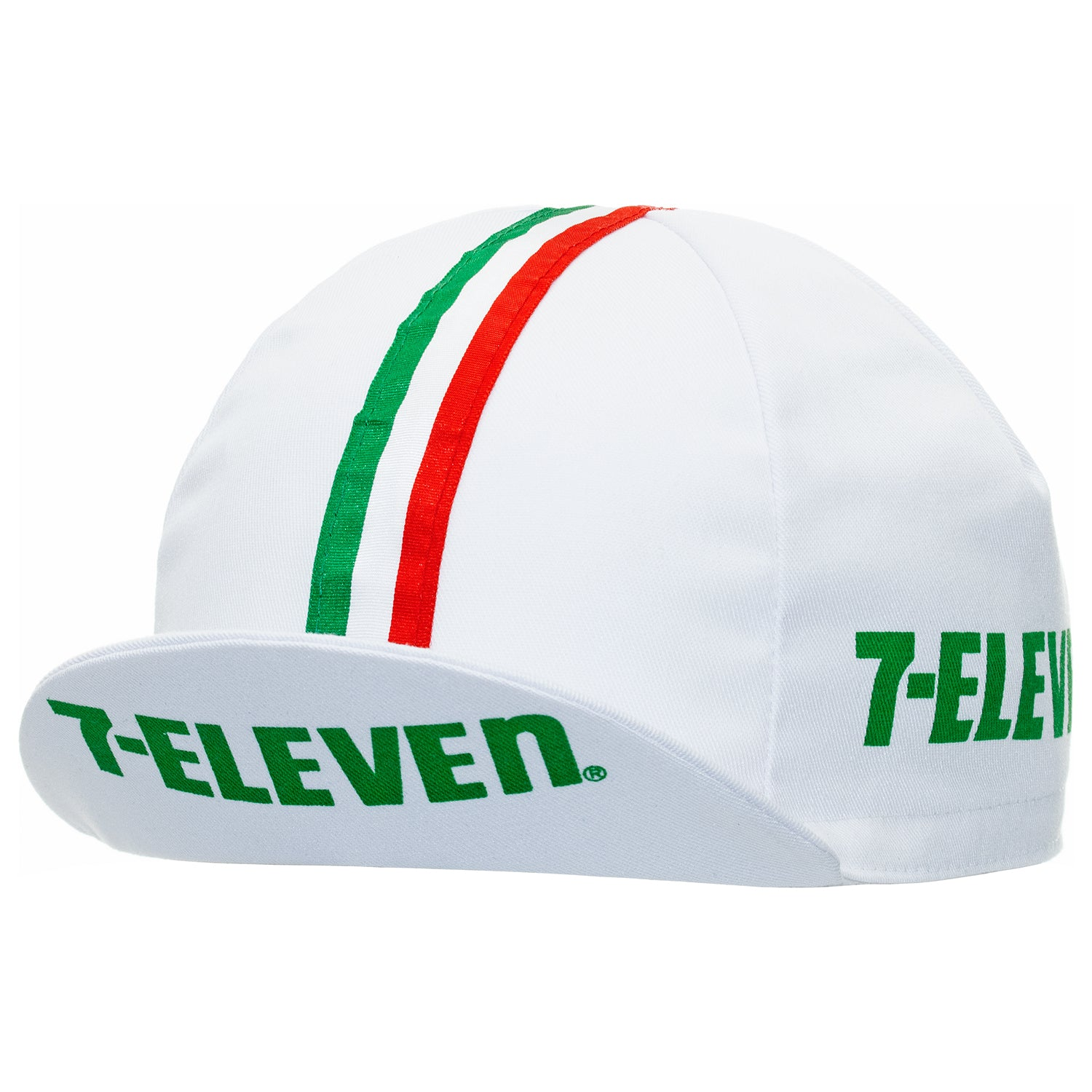 8512660fd 7-Eleven Retro Cotton Cycling Cap - Prendas Ciclismo