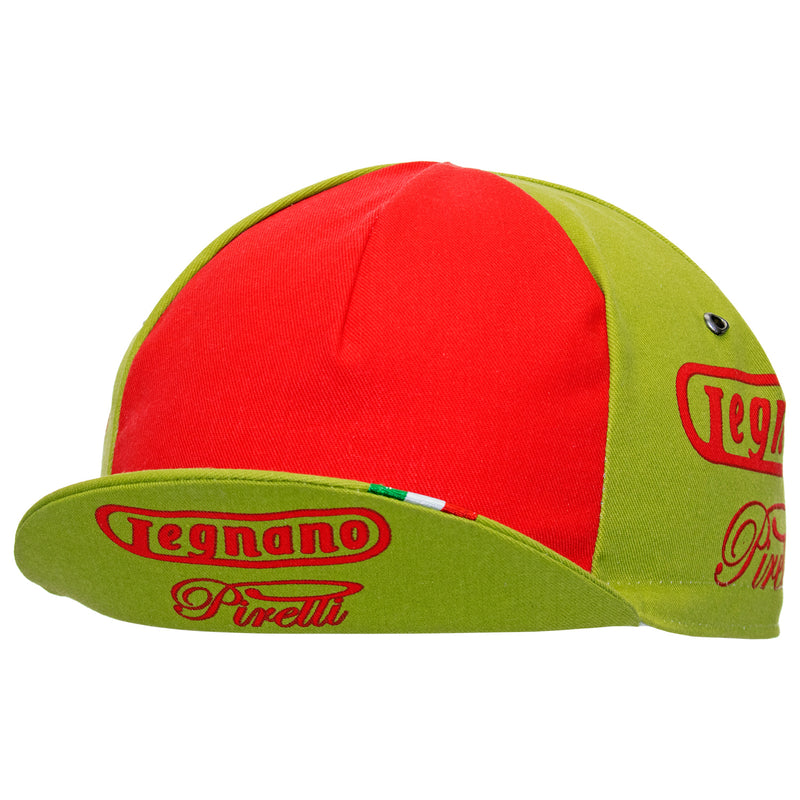 Legnano Retro Cotton Cycling Cap