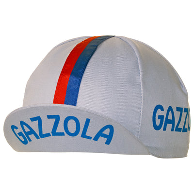 Gazzola Retro Cotton Cycling Cap