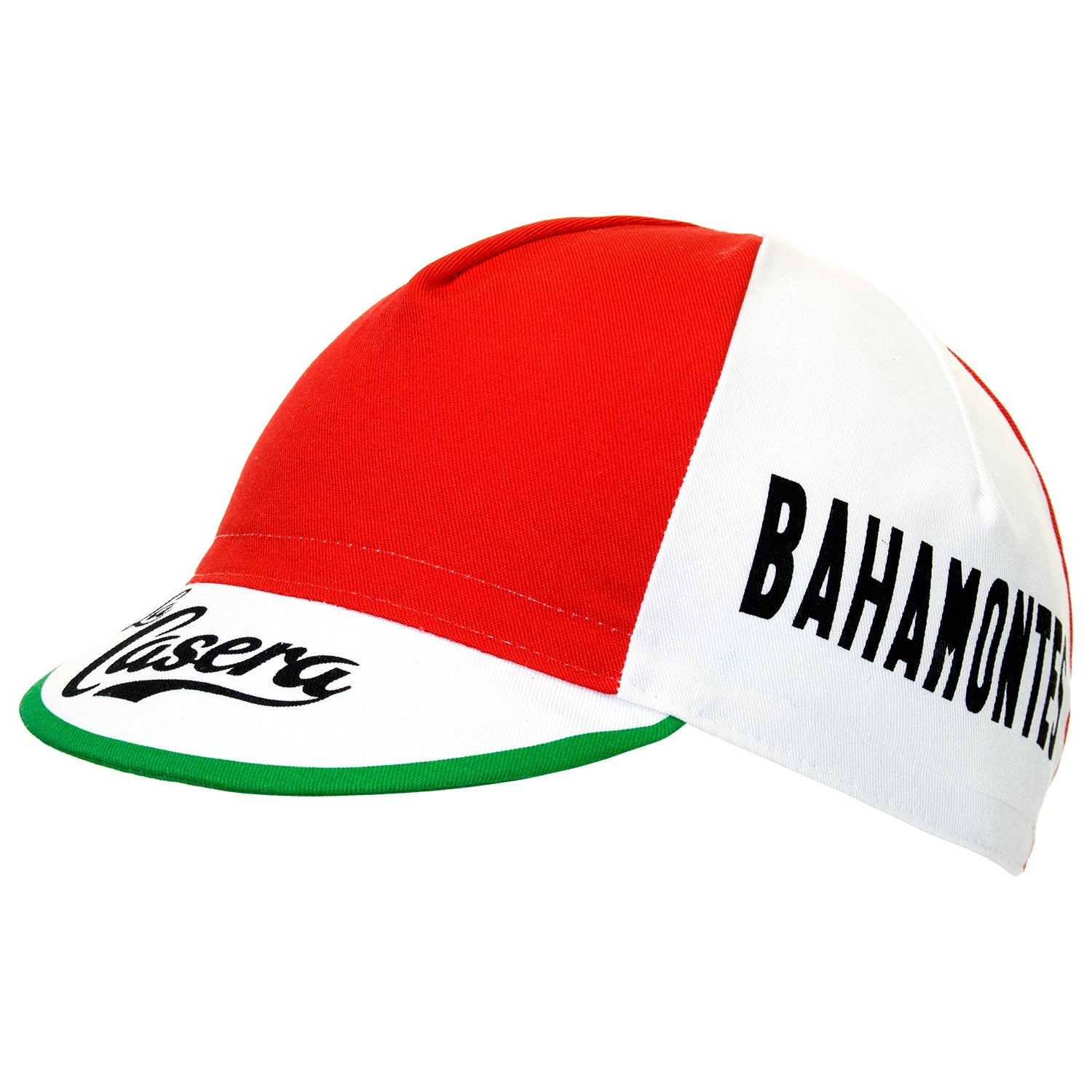 La Casera/Bahamontes Retro Cotton Cycling Cap