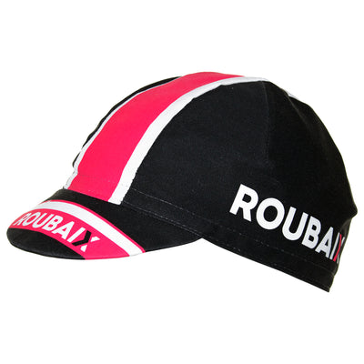 Roubaix Lille Métropole Team Cotton Cycling Cap