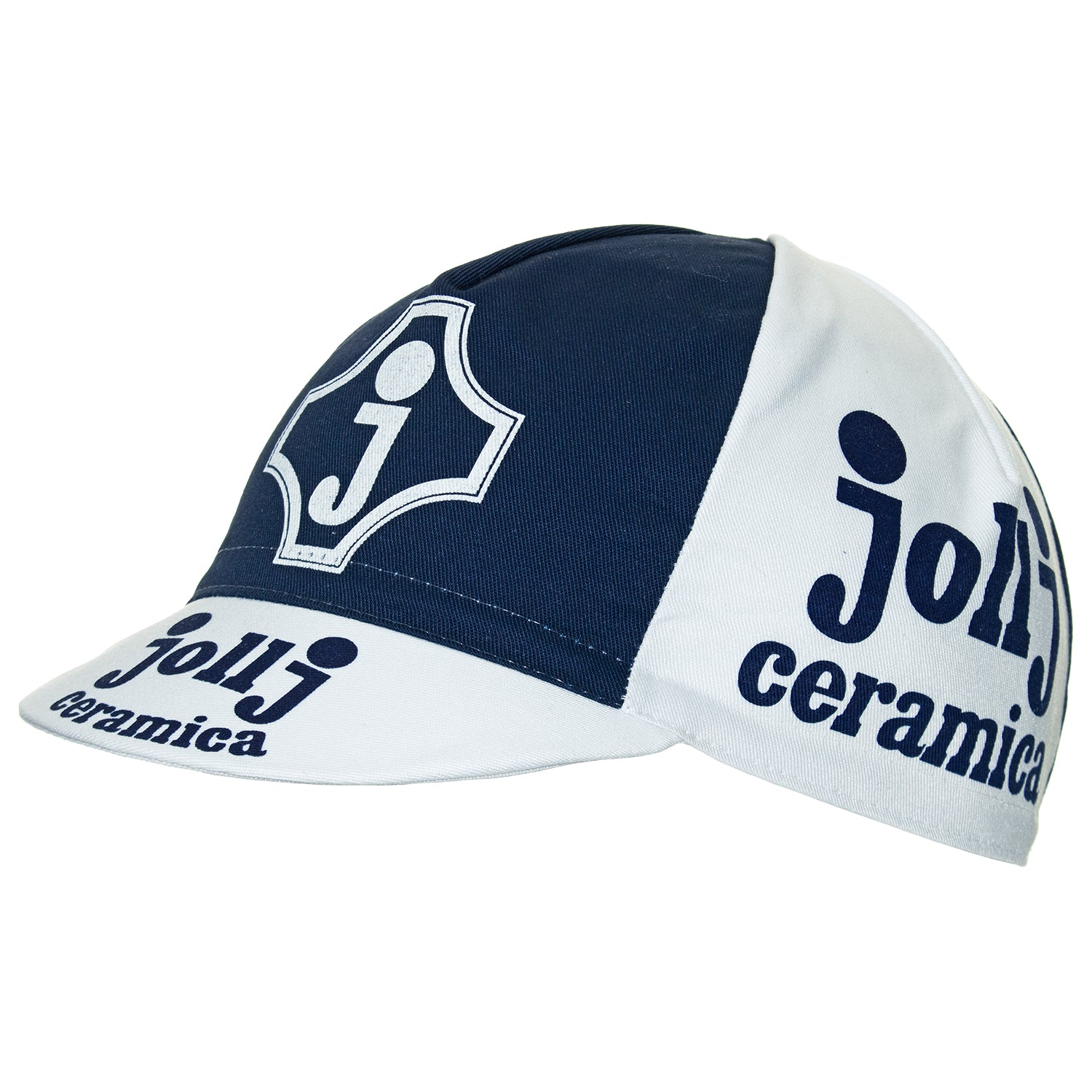 Jollj Ceramica Retro Cotton Cycling Cap