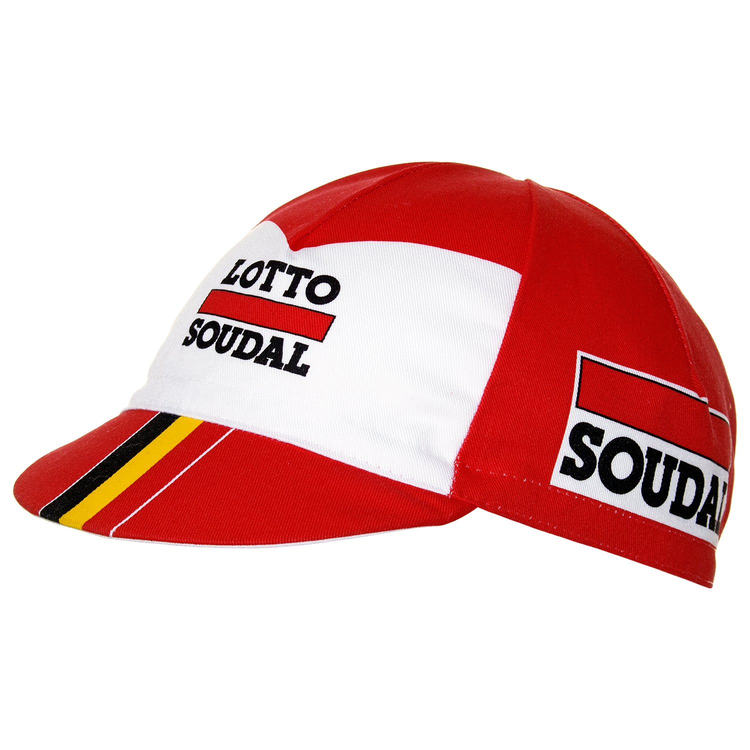Lotto Soudal 2016 Cotton Cycling Cap | Headwear
