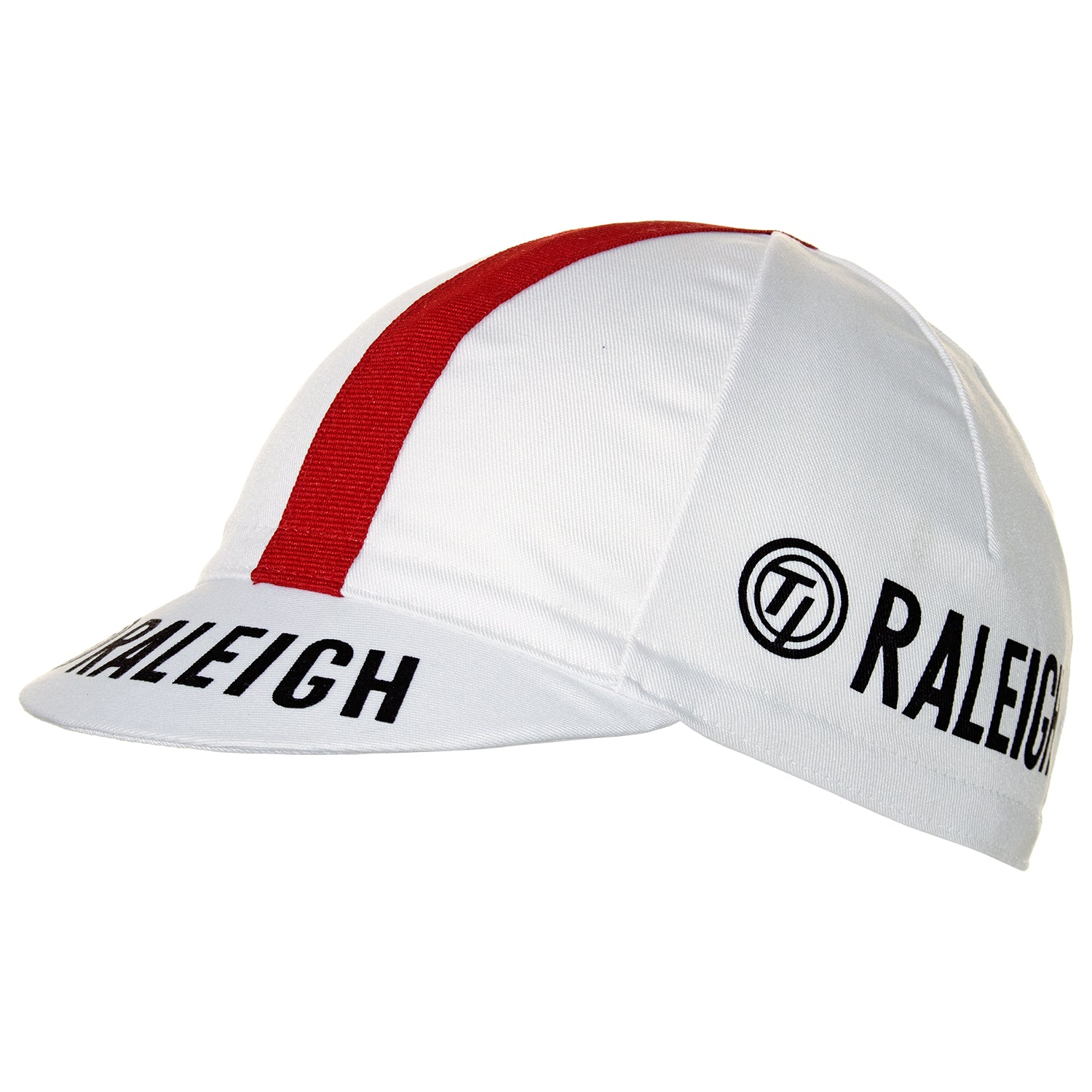 TI Raleigh Retro Cotton Cycling Cap