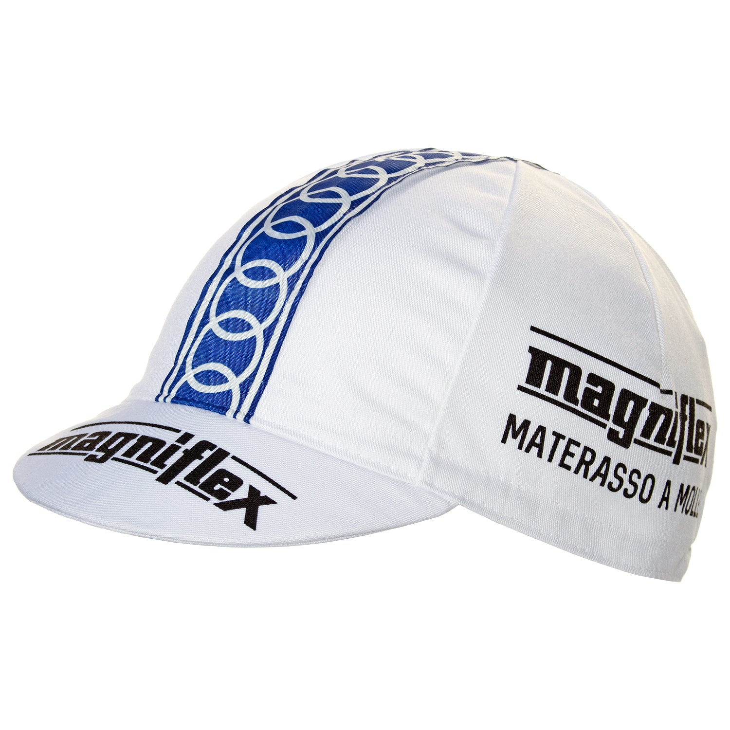 Magniflex Retro Cotton Cycling Cap