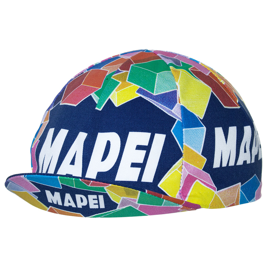 Mapei Retro Cotton Cycling Cap
