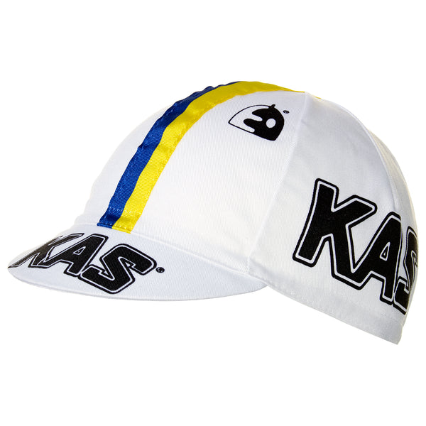 KAS Retro Cotton Cycling Cap | Headwear
