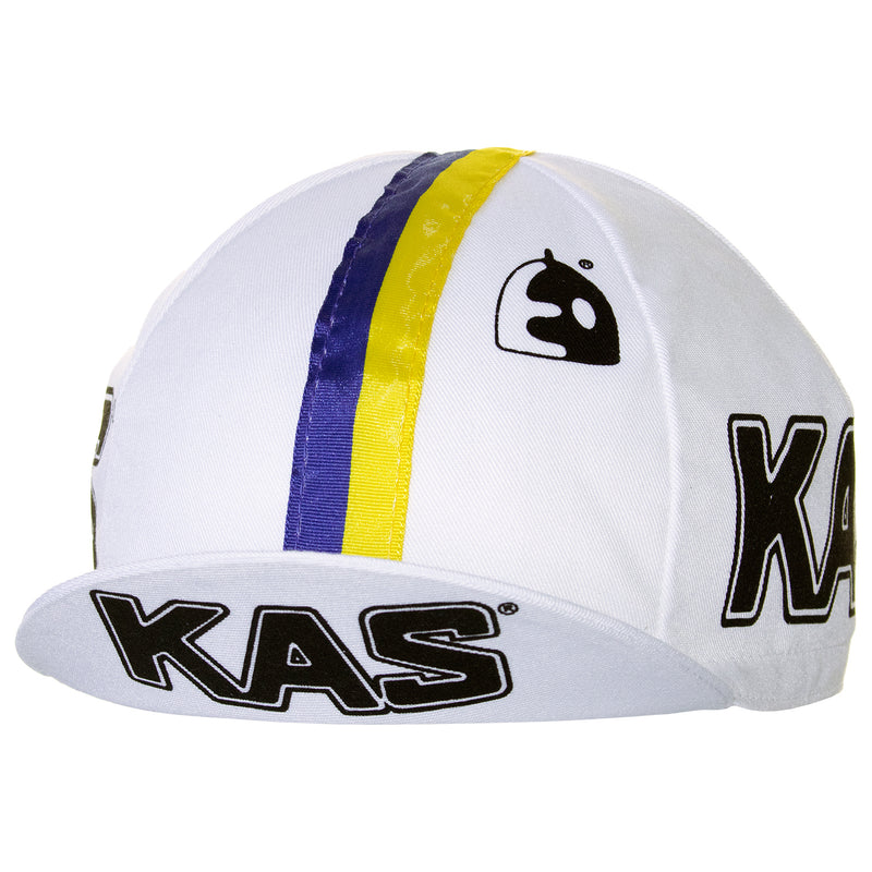 KAS Retro Cotton Cycling Cap