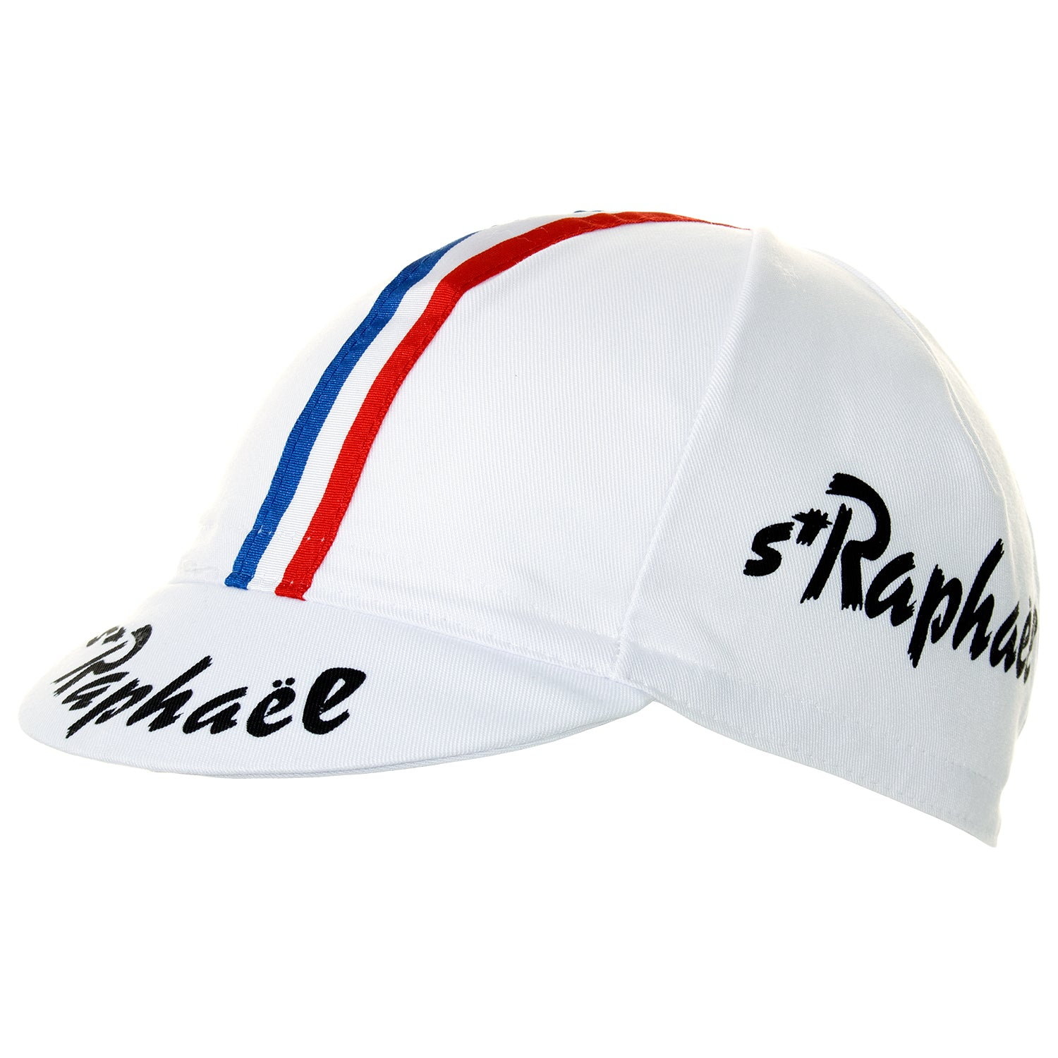 St Raphael Retro Cotton Cycling Cap
