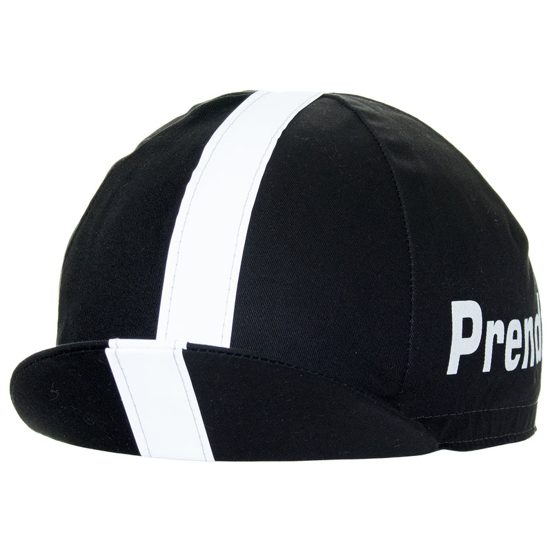 Prendas Reflective Stripe Cotton Cycling Cap
