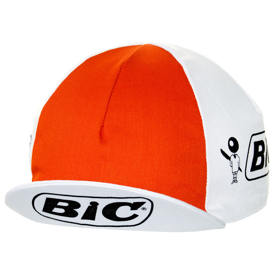 BiC Retro Cotton Cycling Cap